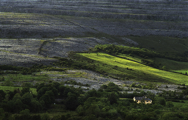 the burren  explored 25/07/2012