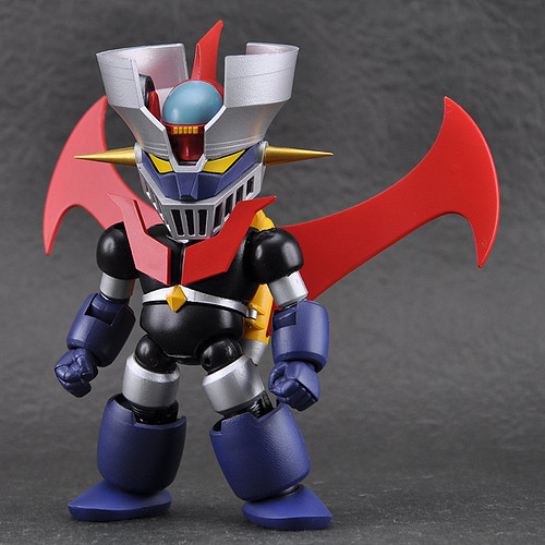 FEWTURE ES Allow Mazinger Z and Great Mazinger