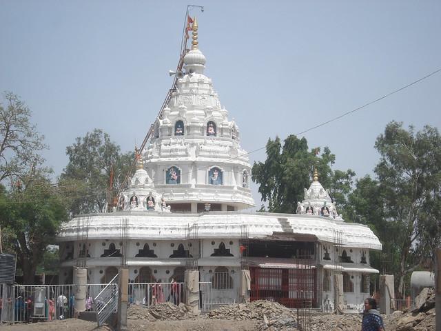 Bhadra Maruti Temple, ...