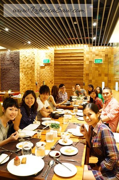 zaffron restaurant - buffet- Oasia Hotel - Singapore (27)