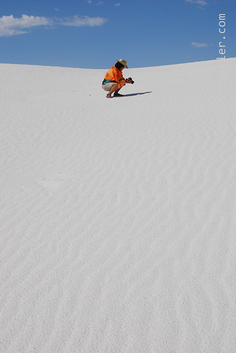 White Sands Natl Mon in New Mexico (4)