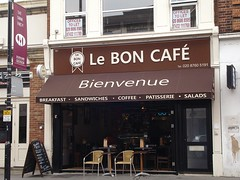Picture of Le Bon Cafe, 61 South End