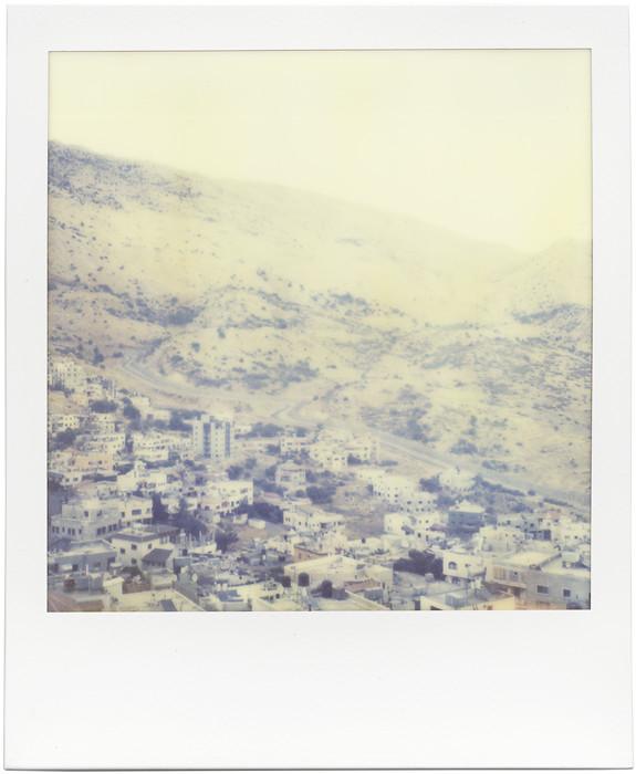 Majdal Shams, Golan Heights, june 2012.