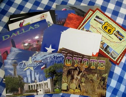Postcard Stock Up