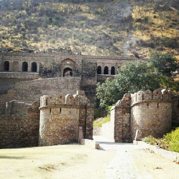 Bhangarh, Most Haunted Place In India And Among One Of The