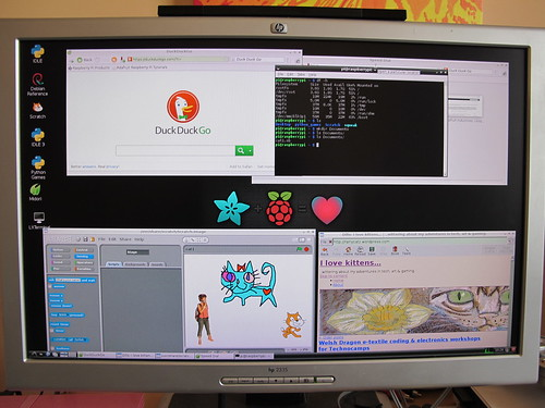 Adafruit's Occidentalis version of Raspbian 'wheezy' on my Raspberry Pi