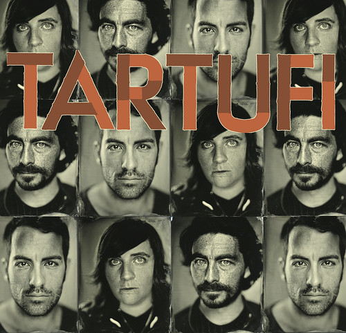TARTUFI TIN TYPE PRESS 2012