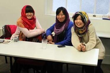 Ramadan Challenge 2012 at Languages International Christchurch