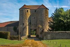 Ferme fortifiée de Montépilloy