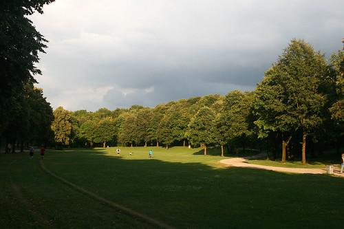 Schattenwurf - Westpark
