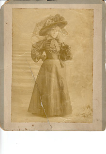 My Great-Grandmother (approx 1899)