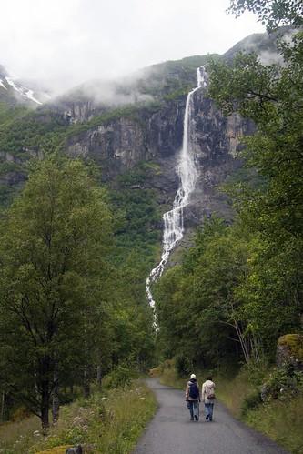 268 Parque Nacional Jostedal - Glaciar Briksdal
