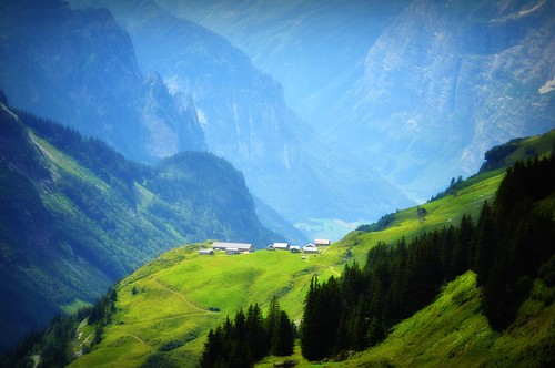 summer alps nature landscape switzerland flickr swiss dreamy 2012