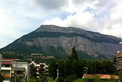 Mont saint-Eynard depuis Meylan - 2012-08-13