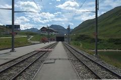 Station Oberalppass
