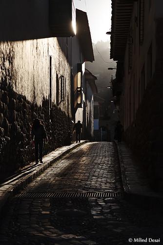 peru cuzco sunrise cusco almirante