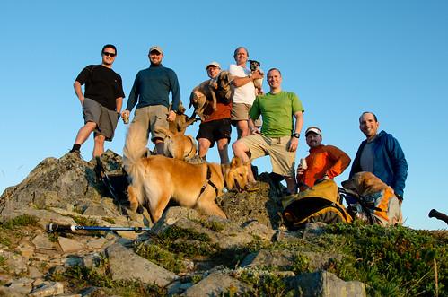Silver Summit Crew