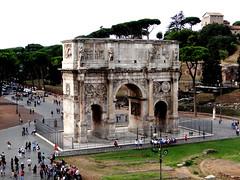 Arco di Settimio Severo (Arch of Septimius Severus)