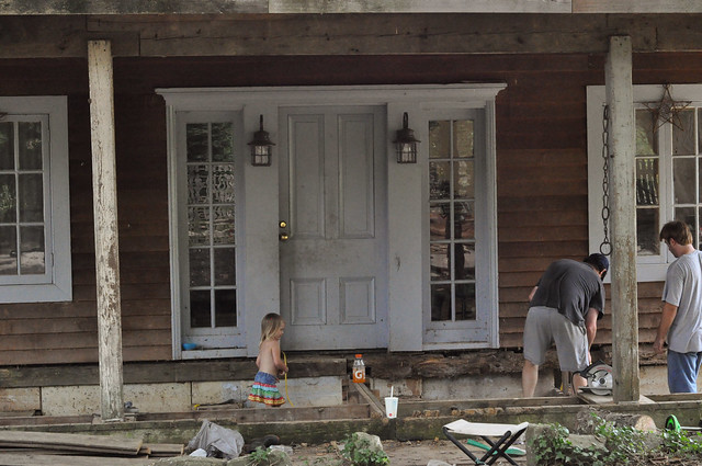 front porch project