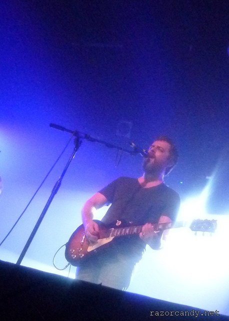 Minus The Bear - 17th August, 2012 (10)