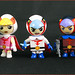G-Force/ Gatchaman/ Battle of the Planets by TOKYO TAG TEAM
