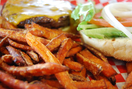 Chatterbox - Sweet Potato Fries