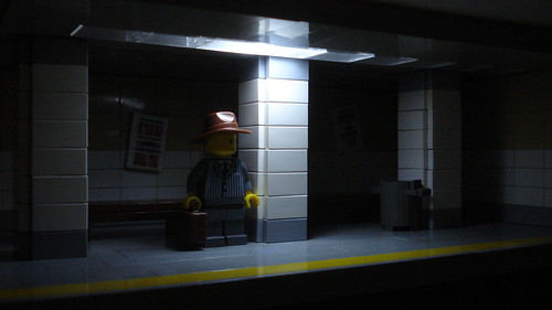 Fifth Street Station - Cinemagraph