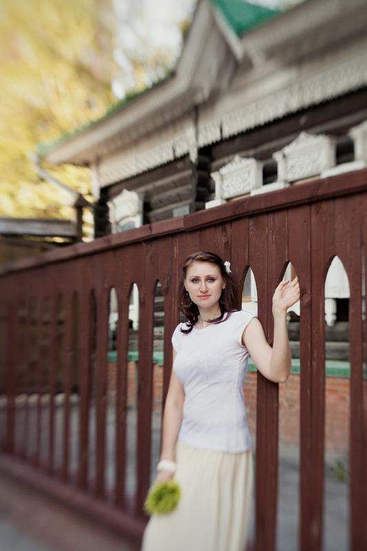 Прогулочная фотосессия Новосибирск
