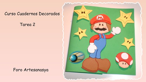 tarea 2 Cuadernos decorados by churri99
