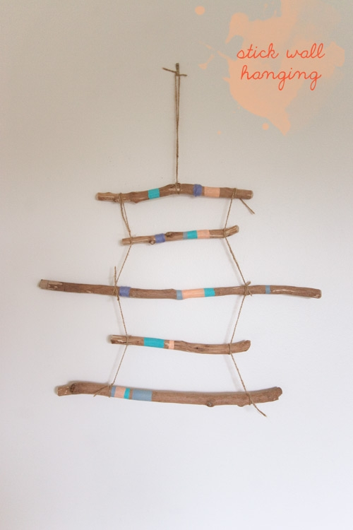 make-it-stick-wall-hanging