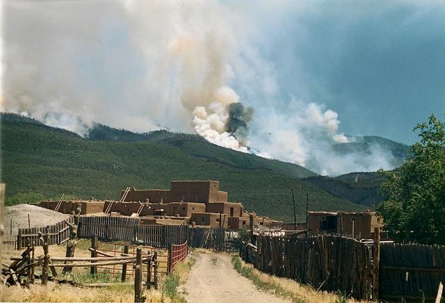 2001 Fire