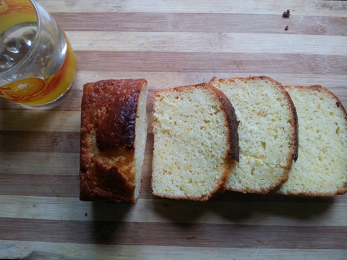 Low Sugar Loaf Cake Recipes: Low Fat Orange Loaf Cake ( No Butter) & A GREAT NEWS TO