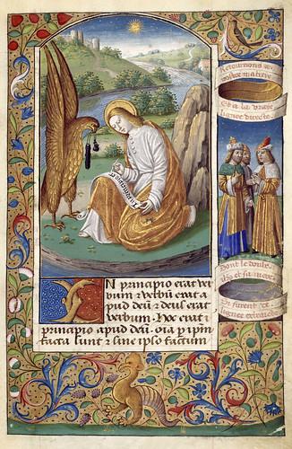 009-Libro de horas de Carlos VIII Rey de Francia -1401-1500-Copyright Biblioteca Nacional de España