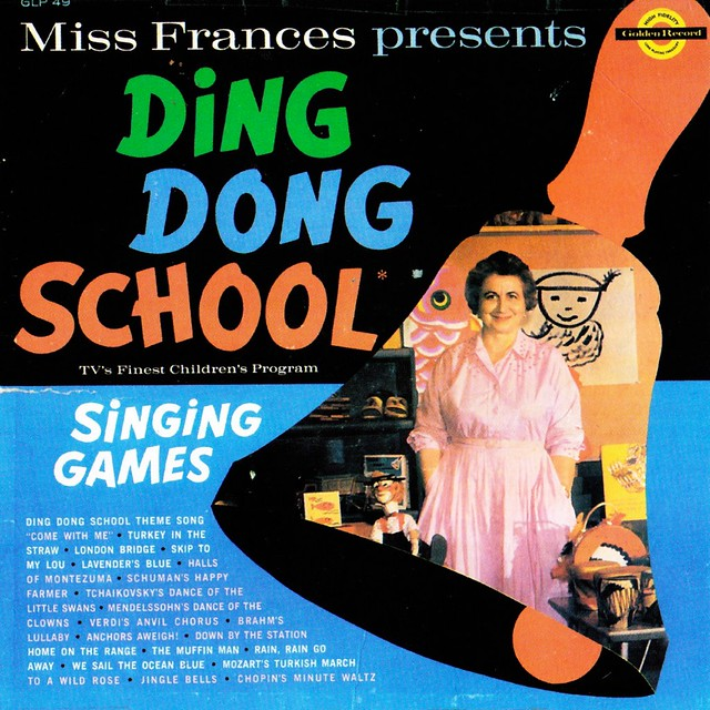 Ding Dong School — Miss Frances