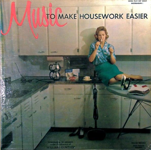 Music To Make Housework Easier — Sinfonieta Di Milano