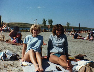 1985 Susan and Carolin