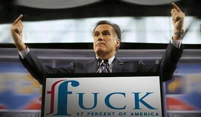 Romney fucking 47%