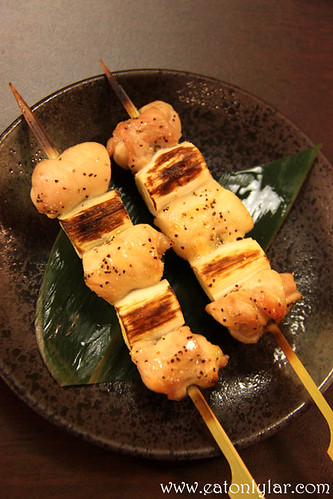 Chicken Skewer, Kushiyaki Kuni