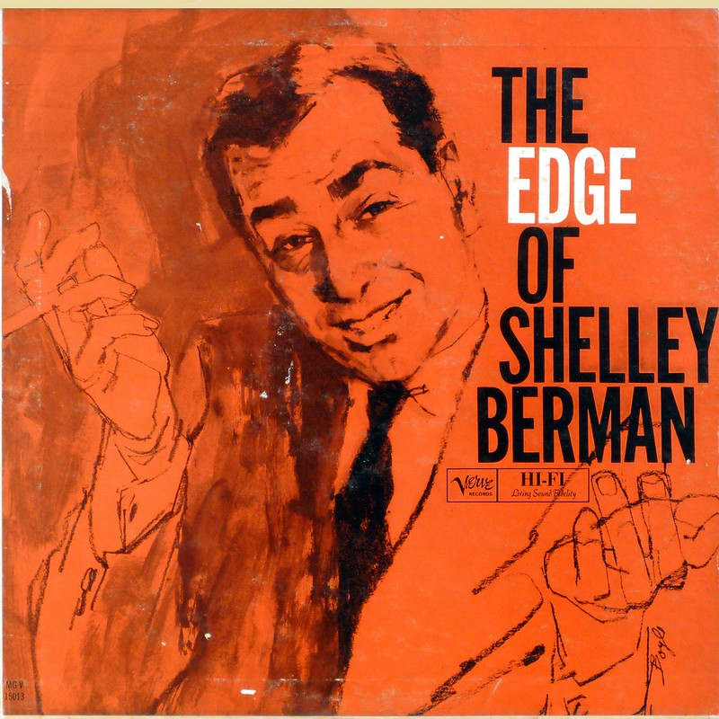 Shelley Berman - Edge of Shelley Berman 1960