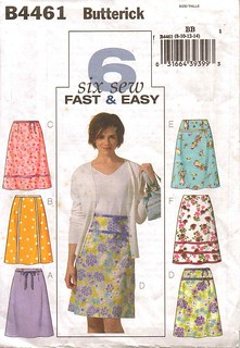 butterick skirt pattern