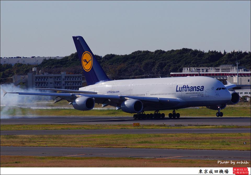 漢莎航空D-AIMFTokyo - Narita International