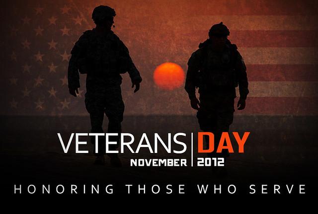 Veteran's Day - 2012