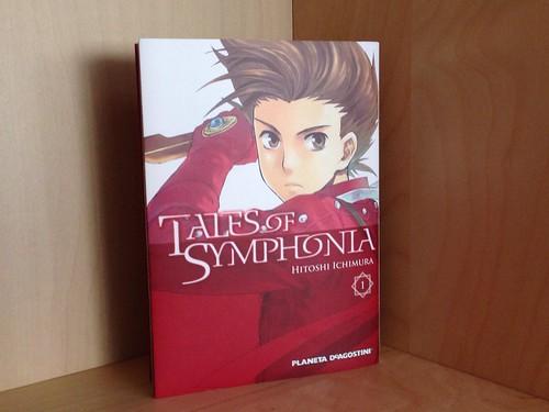 Tales of Symphonia. Número 1