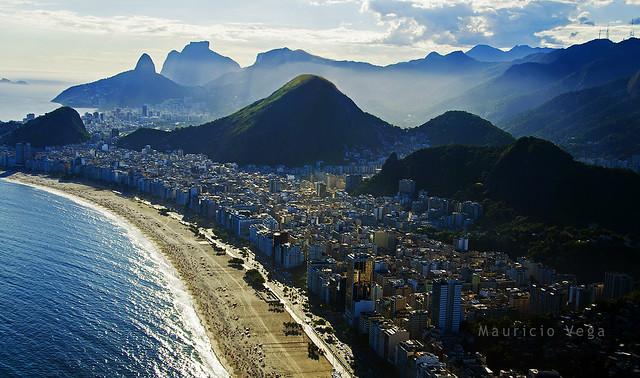 Copacabana, Río de Janeiro Brasil