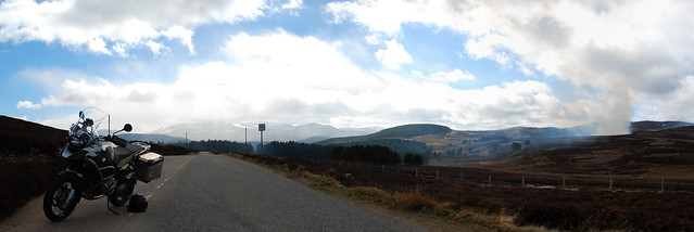 Lecht and Glen Shee