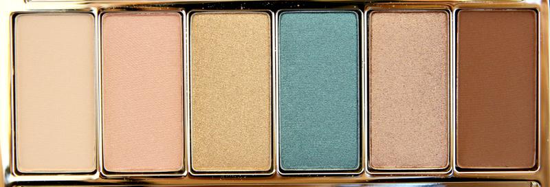 Estée Lauder summer glow eyeshadow palette1