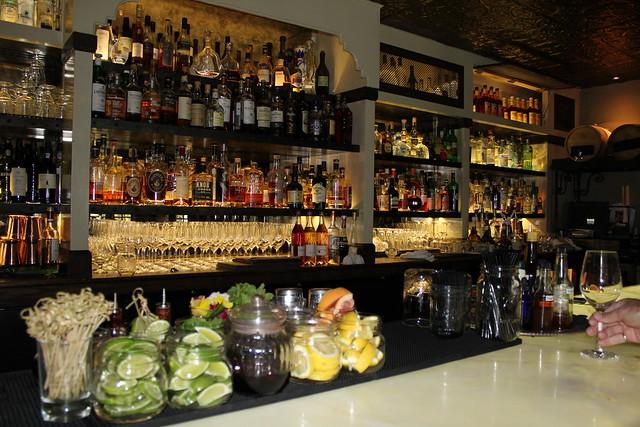 Bar at Restaurant 1833