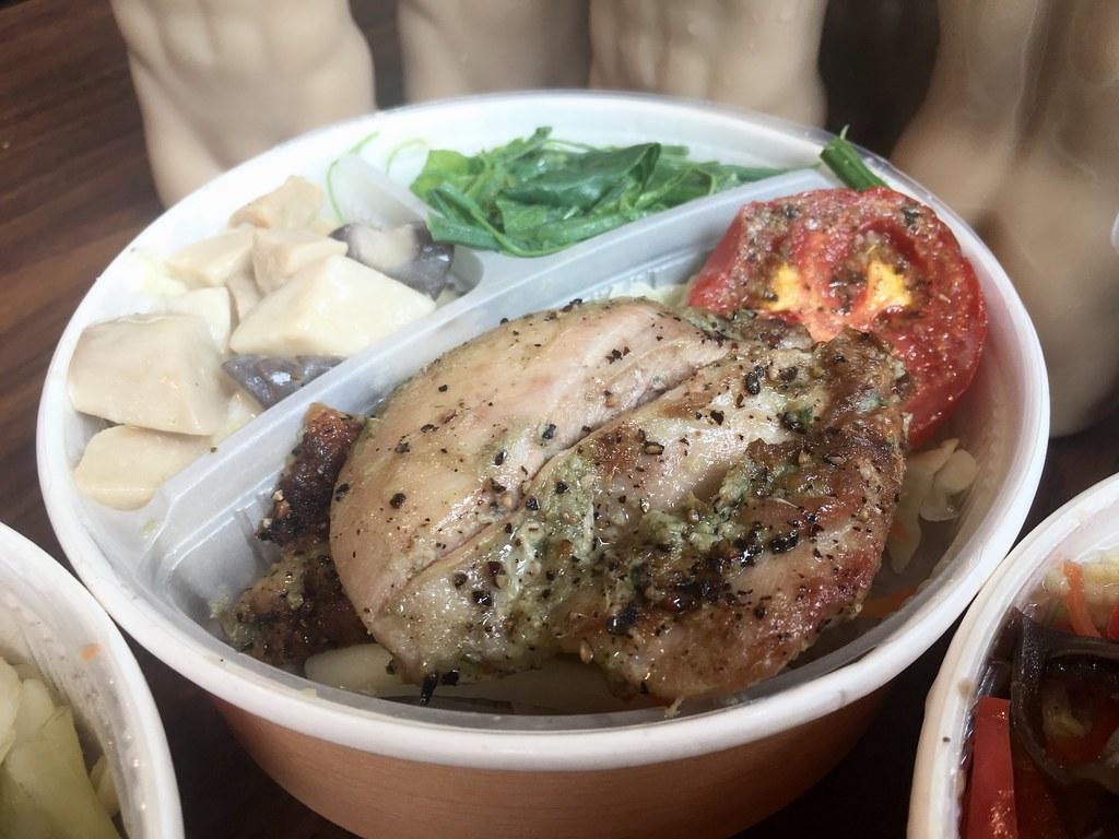 20160526 台北六福客棧 小鮮肉低卡便當