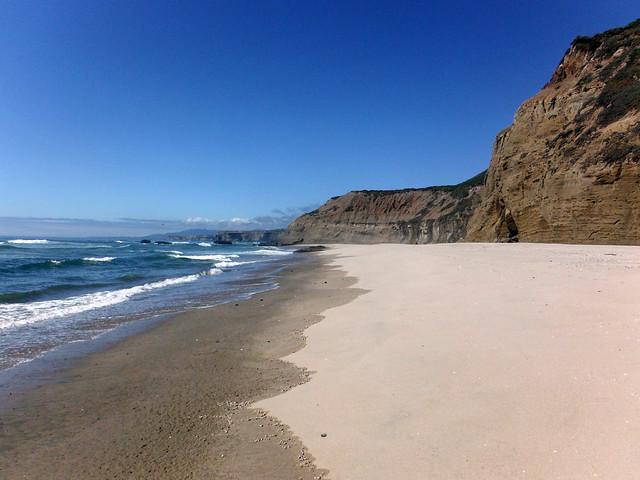 Alone on the Beach, Fujifilm FinePix XP100