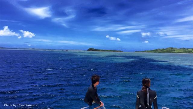 西表島の景色♪